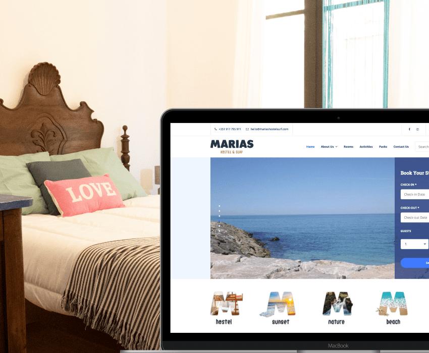 Marias Hostel & Surf